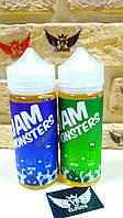Жидкость Monster Jam 120 ml clone