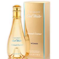 Женская парфюмированная вода Davidoff Cool Water Sensual Essence