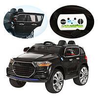 Электромобиль детский с мягкими колесами Audi M 2763 (MP4) EBR-2 черный
