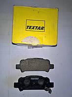 Тормозные колодки задние Subaru Forester до 2002г, Legacy до 2002г, Outback до 2002г, Impreza