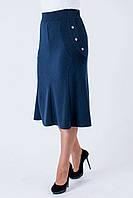 """Женская юбка большого размера  """"Мариша 2"""" 1208/20"""