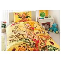 Постельное белье подростковое TAC Disney 160х220 -  Winx Stella Naturel Love