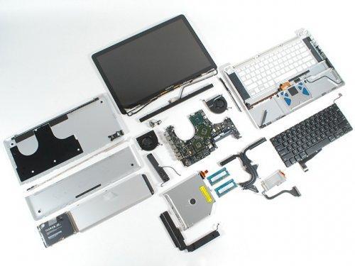 Комплектующие к ноутбукам б/у