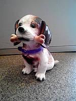 Статуэтка Собака с косточкой