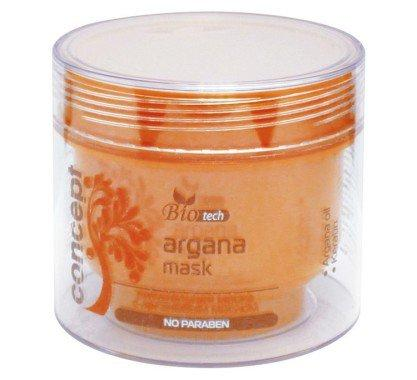 CONCEPT Bio Tech Argana Mask - Питательная маска для волос с аргановым маслом 250мл