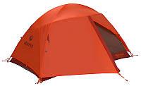 Двухслойная двухместная палатка Marmot Catalyst 2P rusted orange/cinder, MRT 27910.6653, красный, 135x109x224