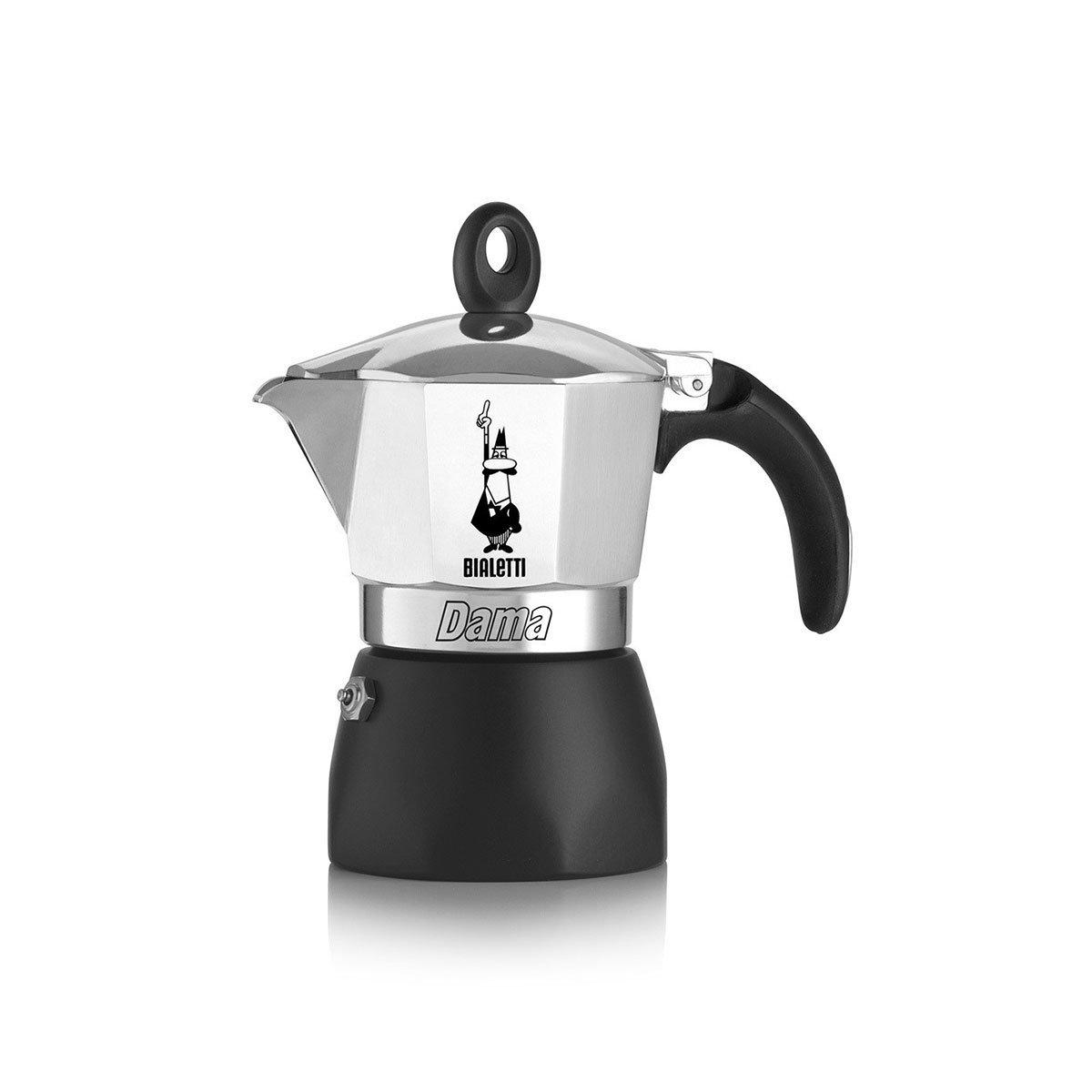 Гейзерная кофеварка Bialetti Dama Gran Gala (3 чашки - 170 мл)
