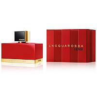 Женская парфюмированная вода Fendi L`acquarossa