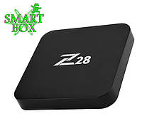 TV Box Z28 Android 7.1, 4-ядра RK3328, 2Gb+16Gb
