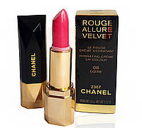 Помада для губ Chanel Rouge Allure Velvet (Шанель Руж Аллюр Вельвет)