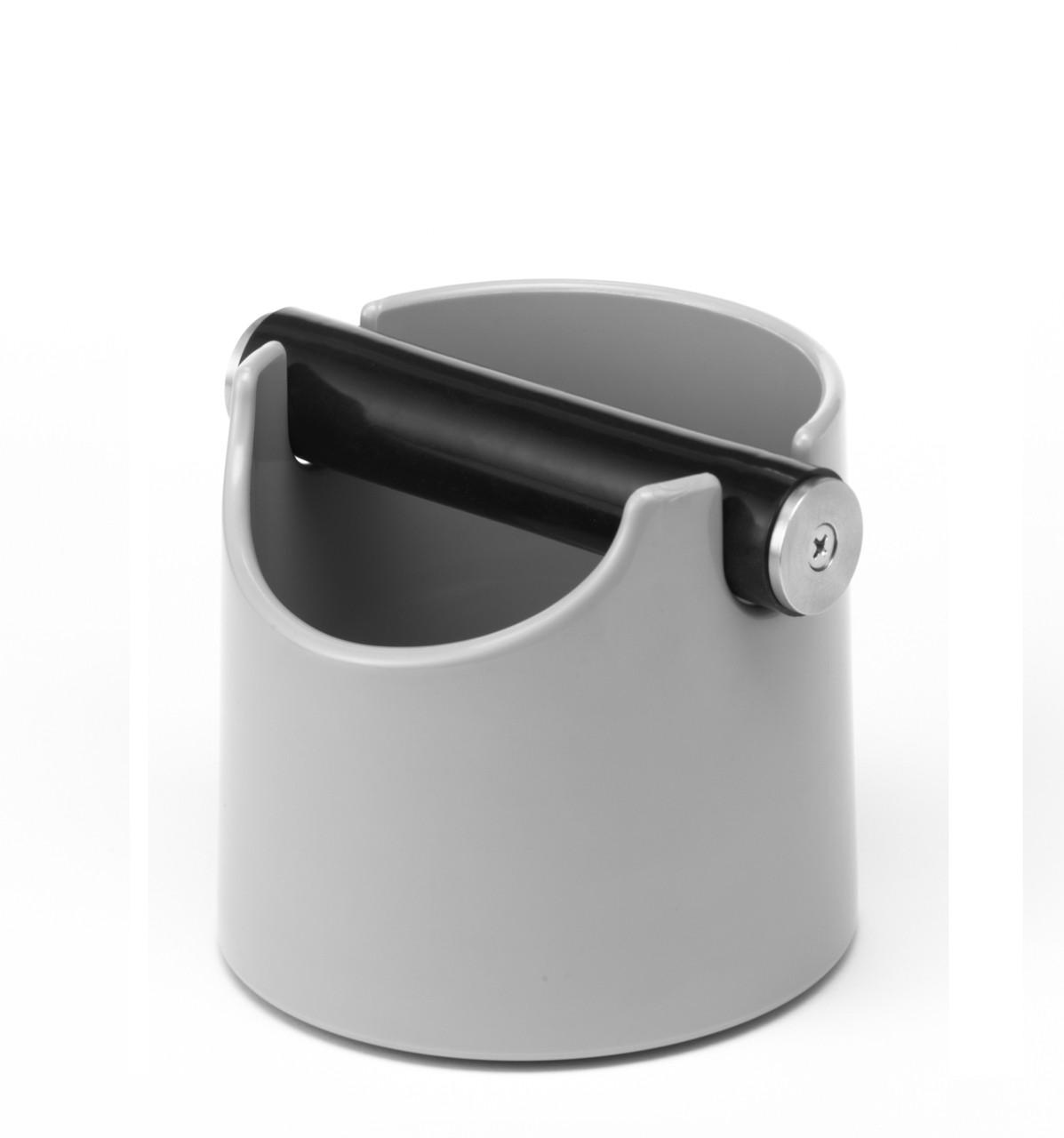 Нок-бокс 0.8 л,  Joe Frex  Basic Grey пластиковый для кофейного жмыха