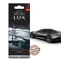 Ароматизатор воздуха Areon Sport LUX Silver