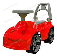 Толокар автомобиль красный Ламбо