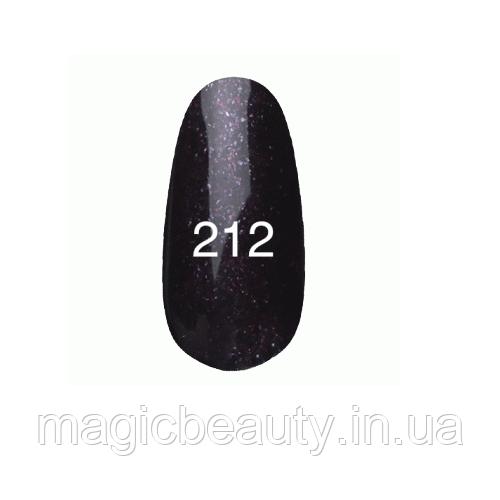 Гель-лак Kodi Professional8мл, № 212