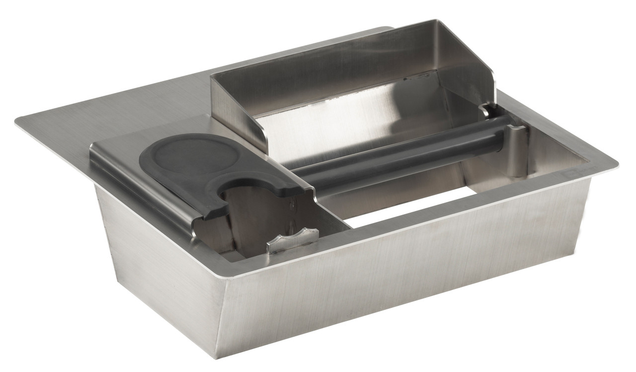 Нок-бокс стальной Joe Frex Counter Top Combi для кофейного жмыха