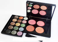 Тени MAC + румяна Make Up  Kit