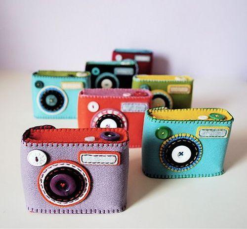 Чехлы для фотокамер