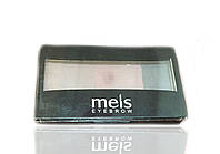 Тени для бровей Meis Eyebrow 3 цвета