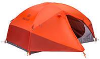 Двухслойная двухместная палатка Marmot Limelight 2P rusted orange/cinder, MRT 27930.1937, красный, 137x109x224