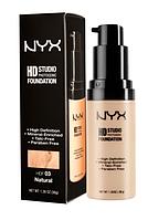 Тональная основа светорассеивающая NYX HD STUDIO PHOTOGENIC FOUNDATION