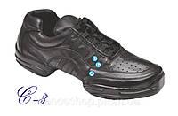 Фирменная танцевальная  обувь джазовки (снукера) кожа