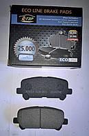 Тормозные колодки задние  Acura MDX