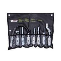 Набор аксессуаров для шприц-масленки, 7 предметов, GI Kraft K-410