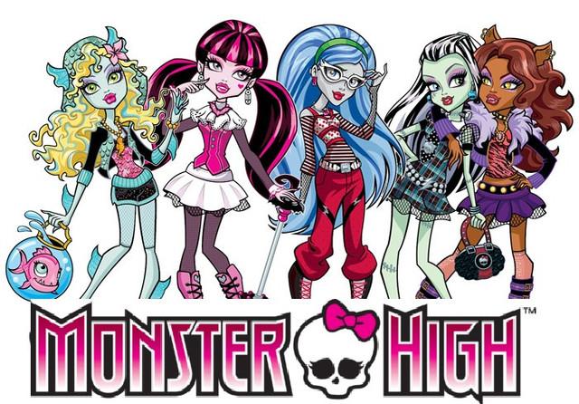 Monster High (Монстер Хай)