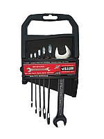 Набор ключей рожковых, 6 предметов, 6-17 мм  Baum