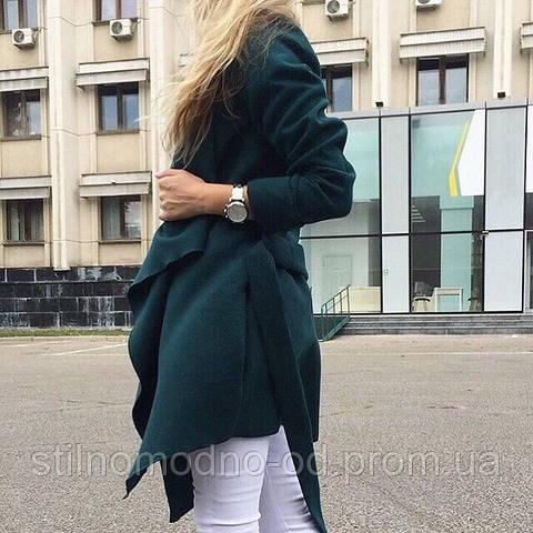 """Женское пальто-кардиган """"Ибтихадж"""""""