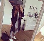 """Женское пальто-кардиган """"Ибтихадж"""", фото 7"""