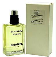 Мужской парфюм Chanel Egoiste Platinum тестер
