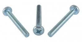 Винт метрический с цилиндрической головкой, DIN 7985 (5M5)
