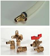 Трубы РЕХ , фиттинги и инструмент  Giacoqest  Giacomini  (Италия)
