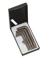 Набор ключей L- образных, Spline, 5 предметов, М5-М12 Force