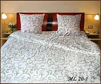Комплект постельного белья 100% хлопок-бязь голд-Украина