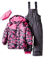 Зимний раздельный комбинезон Pink Platinum(США) 2Т для девочки 2 года