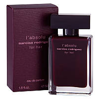 Женская туалетная вода Narciso Rodriguez L'Absolu For Her