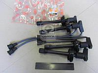 Провод зажигания ЗМЗ 405,406,409 силикон с након. компл.  (производство Дорожная карта ), код запчасти: DK406.3707247-02