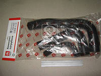 Патрубок радиатора БОГДАН (к-т 3шт)  (производство Дорожная карта ), код запчасти: DK-1346