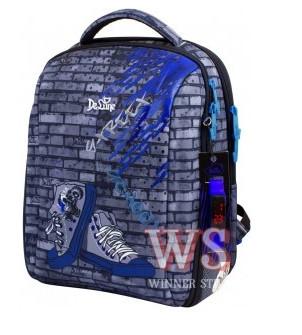 Рюкзак школьный для мальчика Winner De Lune