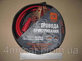Провод прикуривания 400А, 3м, (-50С),  (производство Дорожная карта ), код запчасти: DK38-0400