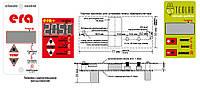 Встроенный терморегулятор 2в1 для инфракрасной панели отопления УКРОП, фото 1