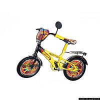 Детский велосипед  Azimut Mustang 16