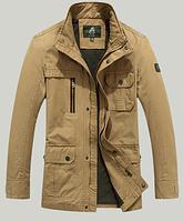 Мужская весенняя куртка. Модель 6195