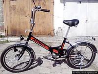 Складной велосипед Салют 20 Фара