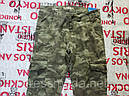Котоновые брюки-джогеры для мальчиков F&D 134-164, фото 2