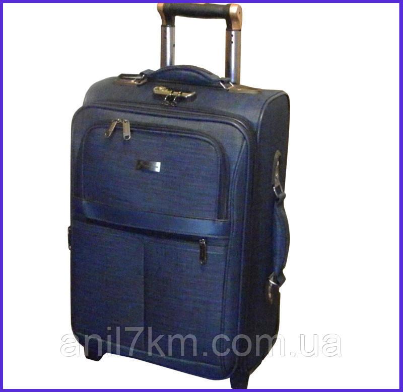 Большой дорожный чемодан на силиконовых колёсах GOLDEN HORSE - Мир Чемоданов,Сумок  в Одессе b9695e7ef7a