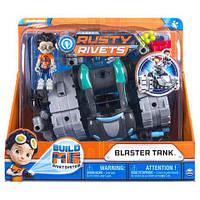 Расти механик игрушка Бластерный танк игровой набор Rusty Rivets , Spin Master, фото 1