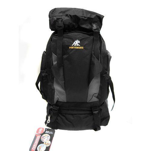 Рюкзак туристический 62*37см Panyanzhe R17690 Black